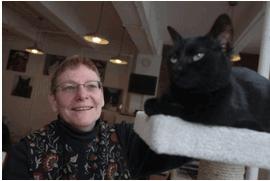 Jane Hoffman, of Mayor's Alliance for NYC's Animals